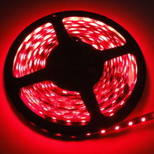 NEW 5M 12V 2A 5050 red SMD LED Flexible strip light Non-Waterproof 150 LEDs House decoration(China)