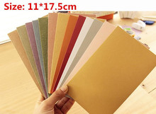 50Pcs/Lot 11*17.5cm Heart Clasp Kraft Paper Envelope For Wedding Party Invitation Card DIY Scrapbooking Postcard Photo Or Letter