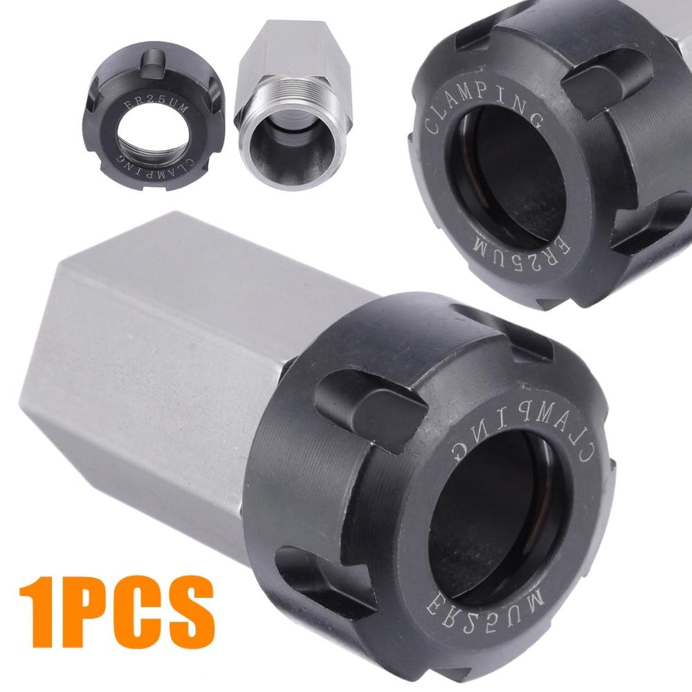 ER-40 125mm Collet Block Chuck Collet Holder For CNC Lathe Engraving Machine US