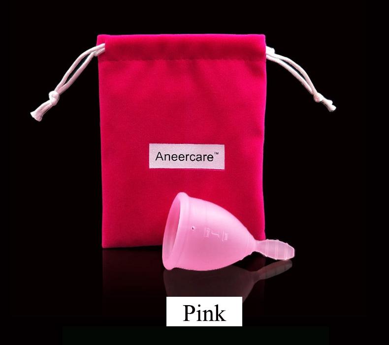 Menstrual cup Feminine hygiene products medical grade silicone copa menstrual lady menstrual copa mestrual menstruation cup 1Pcs 13