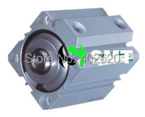 50mm Bore 10mm Stroke Pneumatic Compact Cylinder SDA 50*10<br>