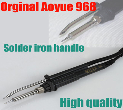 new Free sipping Original AOYUE Brand Solder Iron Handle for AOYUE 968 220V/110V FREE SHIPPING<br><br>Aliexpress