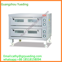 Industrial bread making machines/french bakery equipment/electric convection ovens(China)