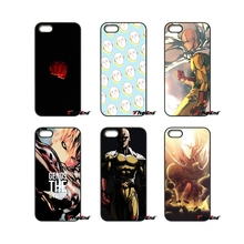 For Samsung Galaxy Note 2 3 4 5 S2 S3 S4 S5 MINI S6 S7 edge Active S8 Plus Anime One Punch Man saitama Printed Cell Phone Case(China)