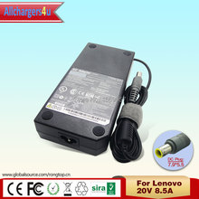 Original 20V 8.5A 170W AC Adapter for Lenovo ThinkPad W520 W530 W700 FRU 45N0112 42T5284 42T5288 Laptop Power Supply