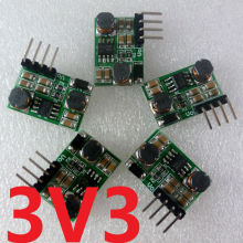 5pcs 2 in 1 DC DC Step-Down & Step-Up Converter 0.8V-6V to 3.3V Power for Wifi Bluetooth ESP8266 HC-05 CC1101 LED Module