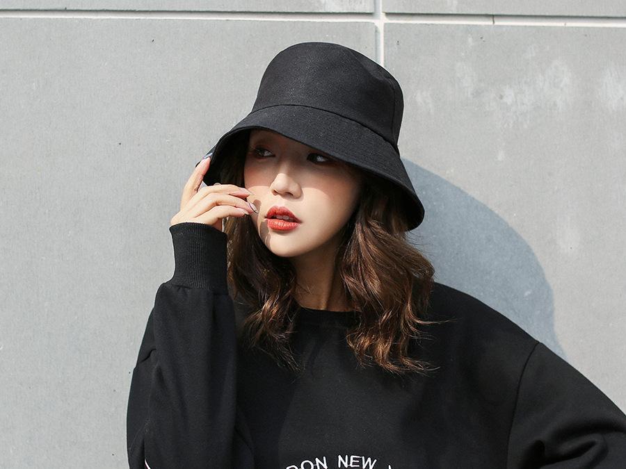 Nome dell elemento  DexingNew Spring Summer Benna cappelli per donna Uomo  Simple pescatore cappello femminile piatto Cap Pieghevole Cappello Bob Mens  Panama ... fa688a4fe673