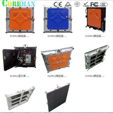 512*512 mm p2p3p4 outdoor led screen outdoor led nichia smd  p10 led module rgb outdoor 32x16