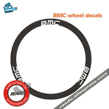 BMC Road Bike Wheelset stickers for rim depth 50mm use bicycles wheel rims stickers for two weeels decals  road bike stickers