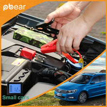 Camouglage Car Emergency Jump Starter 600A Peak Battery Charger Booster with LED light Jump Leads for car Laptop Mobile Phone