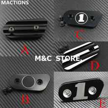 Billet CNC Aluminum Motorcycle Parts Inspection Cover For Harley Sportster XL883 XL1200 2004-2016 2015 2014 2013 2012