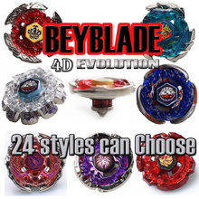 8 Stlye New Spinning Top Beyblade BURST BB116D With Launcher And Original Box Metal Plastic Fusion 4D Gift Toys For Children F3(China)