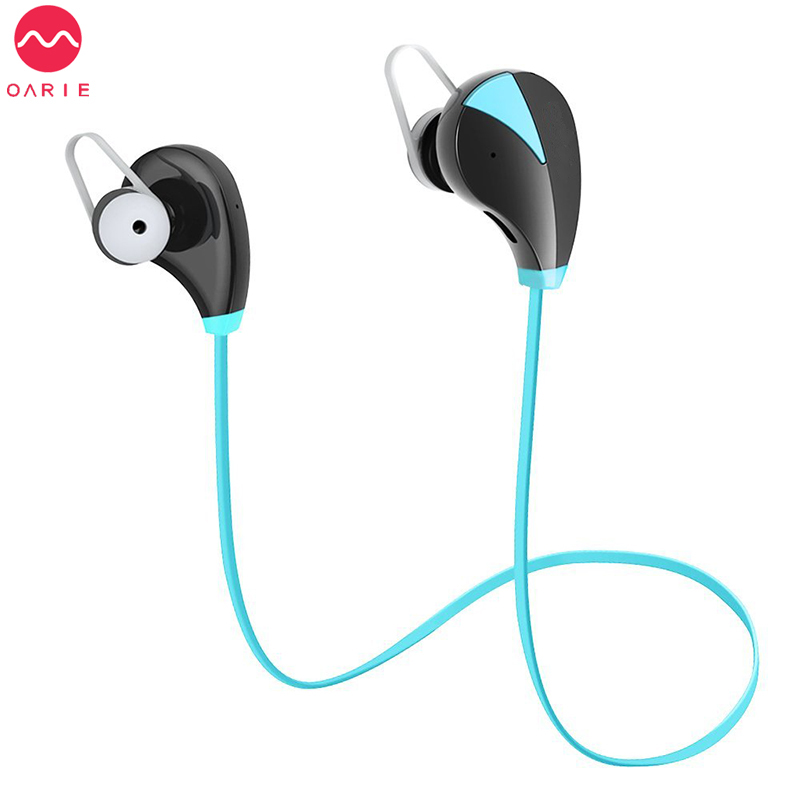 2017 Newest OARIE Wireless Headphone Bluetooth Earphone Fone de ouvido For Phone Neckband Ecouteur Auriculares Bluetooth V4.1<br>