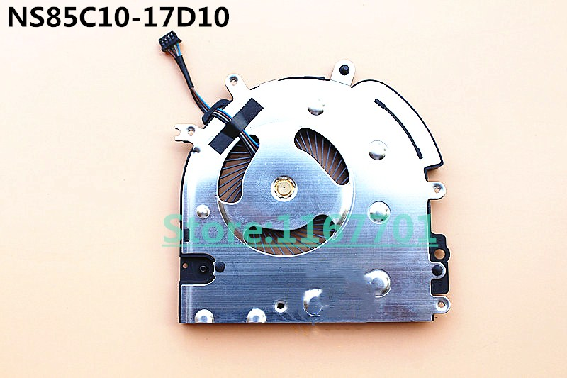 New Original Laptop/notebook CPU Cooling Fan For HP EliteBook 840 G5 840G5 ZBook 14U G5 NS85C10-17D10 6033B0057201