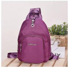New Coming Small backpacks!Hot-sale Fashion Multi-use Shopping backpack Lady's lady backpacks chest Holder art type Carrier