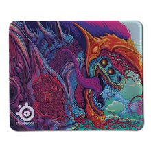 New Evil Spirits Large Gaming Mouse Pad Beast Mouse pads Stitch Edge Rubber Non-slip Game Steelseries Speed Mice Play Mat