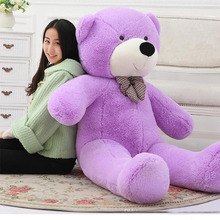 "Brand New 5Colors Giant Teddy Bear Soft Adult Coat Plush Toys Wholesale Price 6 FEET 72"" size:180cm Embrace Bear Doll lovers(China)"