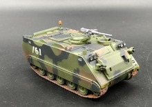 1:72 United States Army M113A2 tracked armored vehicle model Trumpeter 35006 Collection model(China)