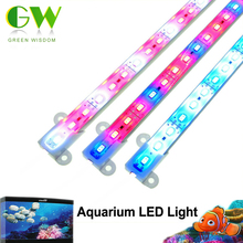 LED Aquarium Light DC12V IP68 Waterproof 5630 LED Grow Light for Aquarium Greenhouse Plant Growing 5pcs/lot(China)