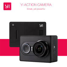Original International Version XiaoYi 16MP Action Camera 1080P Ambarella A7 Bluetooth Xiaomi Yi Waterproof 2K WIFI Sport Camera