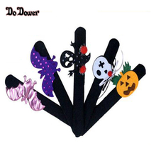 3pcs Halloween explosion  pat rings  holiday decorations pumpkin rings   party supplies