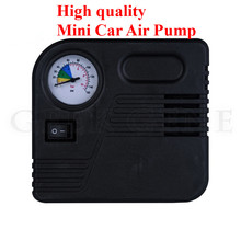Hot Selling Automobile Tire Air Pump Swimming Ring Rubber Boat Sport Ball Filling Pump High Quality for All Cars Inflatable Pump
