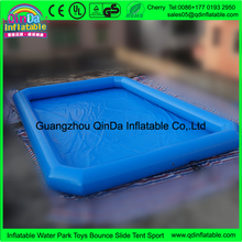 Commerical inflatable pool toys, 0.9mm inflatable pvc pool for water walking ball