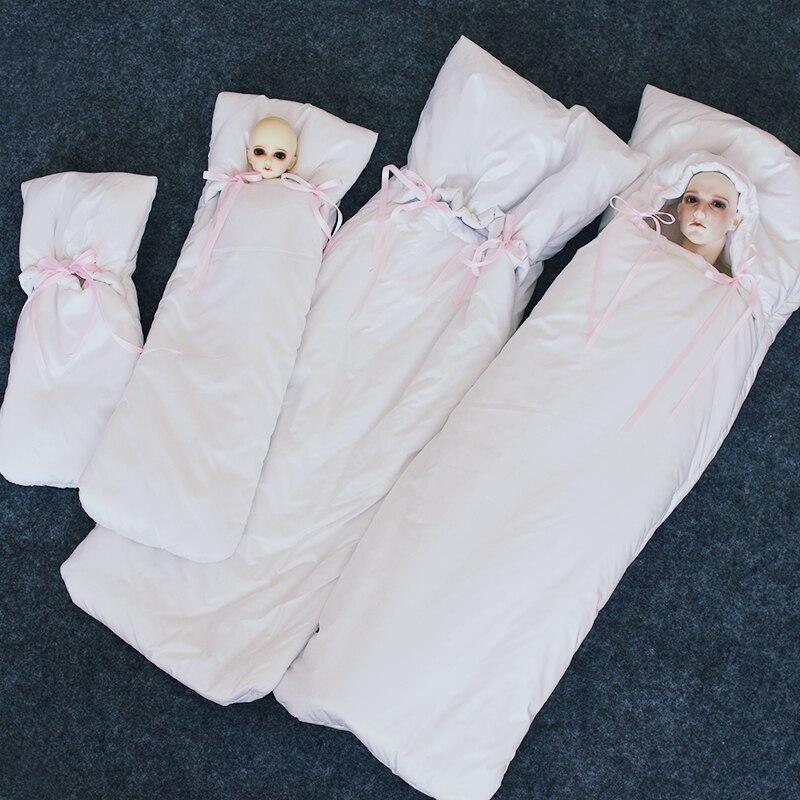 BJD Doll Out Protect Shoulder Bag Sleeping Bag Portable For 1//3 1//4 SD DD Sa