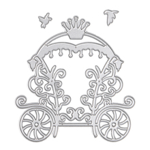 DIY Metal Antique Retro Car Cutting Dies Stencil for Scrapbook Album Paper Card Craft Decorative Embossing Template