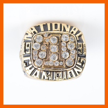 New Arrival Replica 1996 Florida Gators Sports Championship Rings Men Rings