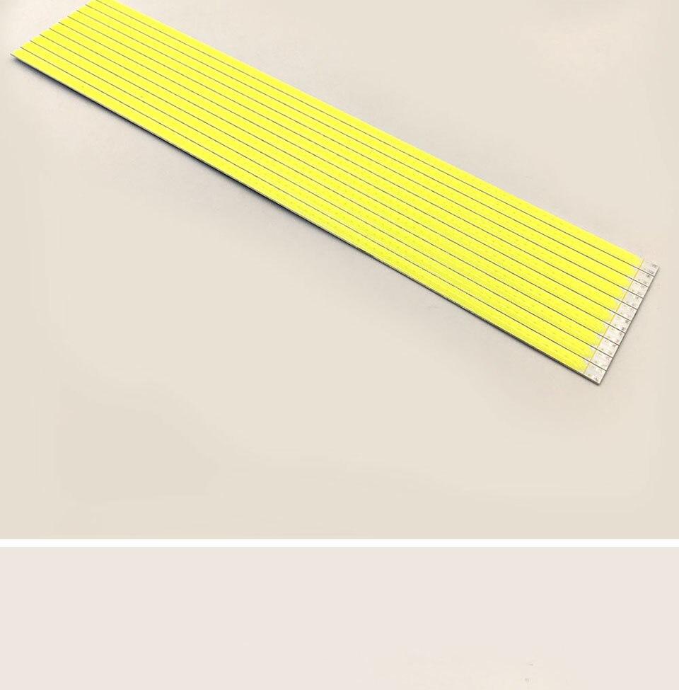600x6mm LED Light Strip 60cm 12V 20W 3000K 6500K White Color COB LED Bar Lights for Car Lighting Bulb House Work Lamp DIY (15)