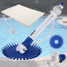 Automatic Swimming Pool Cleaner Vacuum Hose Inground Above Ground Climb Wall HW50180(China)