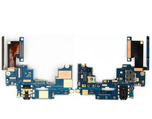 Main Board Headphone Audio Jack Mic Volume Button Flex Cable Replacement Parts For HTC One M7 FC_HTC_M7_MainFlex