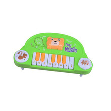 New Hot Sale Kids Small Electric Musical Keyboard Piano Organ Preschool Learning Tools Educational Toys Christmas Birthday Gifts(China)