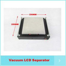 New Built-in Pump Vacuum LCD Separator Split Screen Repair Machine for Samsung Tablet PC11 inch for iPad Glass