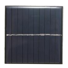 Promotion! 200PCS/Lot High Quality 0.8W 5V 160Ma Polycrystalline Solar Panel Solar Cell Mini Solar Modul Education Kits