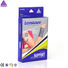 Lenwave Brand Sport Wristband Brace Wrap Bandage Gym Strap Running Sports Safety Hot Sales Woman Sport Badminton Wrist band(China)