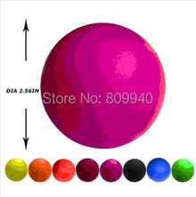 Wholesale & Retail Long hockey standard  lacrosse ball / hockey ball / crossfit massage ball