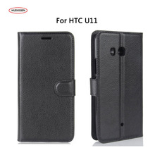 Buy HUDOSSEN HTC U11 Case Luxury Phone Protective Case Fundas HTC U11 U 11 Book Style Flip Cover Wallet PU Leather Bag Coque for $3.94 in AliExpress store