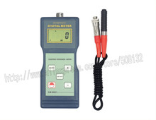 CM8821 Measuring Range 0-1000um  Digital Paint Coating Thickness Meter Gauge F Probes