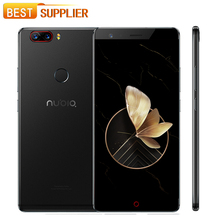 ZTE Nubia Z17 6GB RAM 64GB/128GB ROM 5.5''Octa Core Snapdragon 835 3200mAh Android 7.1 Fingerprint Dual Rear Camera Mobile phone