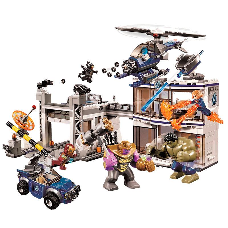 2019-Marvel-Avengers-Endgame-Infinity-War-Super-Heroes-Series-Assemble-Building-Blocks-Bricks-Kids-Toys-Compatible (3)