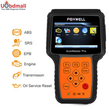 Original Foxwell NT614 Auto Diagnostic-Tool for ABS Airbag Transmission EPB Oil Service Reset Universal OBD 2 Scanner Automotive