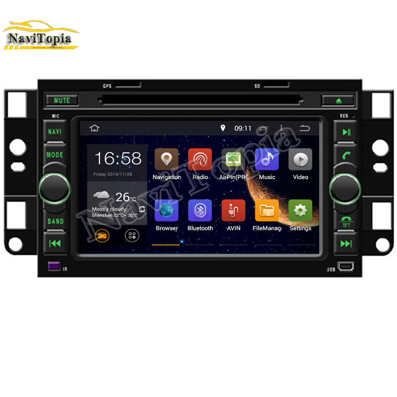 NaviTopia 2G RAM 32G ROM Octa Core Android 6.0 Car DVD GPS Radio for Chevrolet Captiva 2006-2012 for Daewoo for Holden Captiva(China (Mainland))