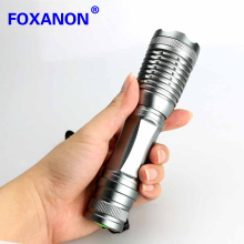 LED Flashlight 18650 3800LM Torch 5 Modes Zoomable Tactical LED Flashlights CREE XML T6 Leds Torch Lighting For Outdoor Camping