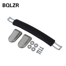 BQLZR Luggage Carry Plastic Handle with Screws Caps 15cm Spare Strap Handle(China)