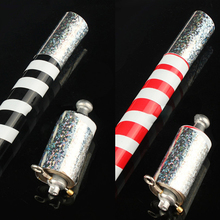 2016 Hot Sale Metal  Appearing Cane ( double colors ) Magic Trick Close Up And Pop out Wands Cane magic trick stage props 81211