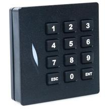 Buy Free DHL,rfid keypad IC reader,13.56M, Wiegand34 Reader,10-digit output,IP65 waterproof,sn: KR102M min:20pcs for $270.00 in AliExpress store