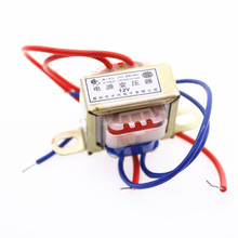 Wholesale Precision Electronic Equipment 1pcs 1w Step-down Ac220v To Ac Single 12v Ac Motor Copper Core Transformer 90ma