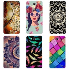 For Oukitel C3 Case Cover Fashion Painting Colored Soft Tpu Silicone Back Cover Case For Oukitel C3 Phone Bags Capas